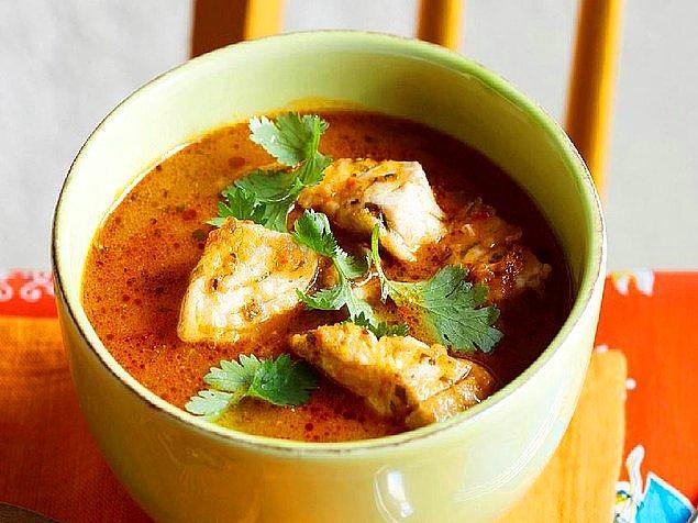 4. Balık severler bu çorbayı da çok sevecek.