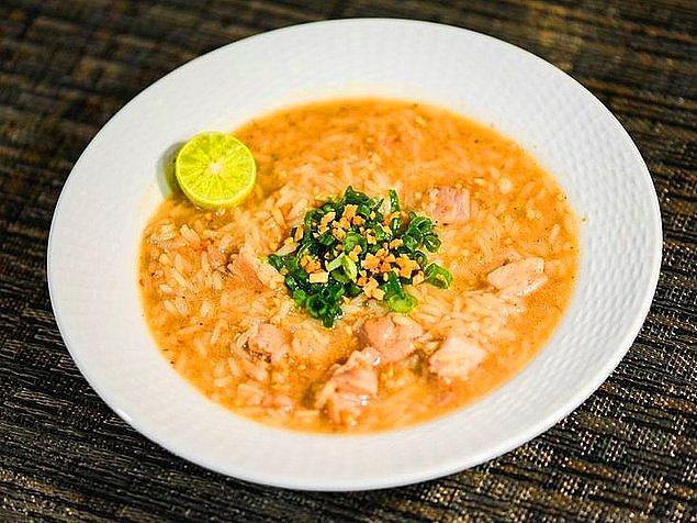 7. Anne çorbası tavuk suyuna olur.