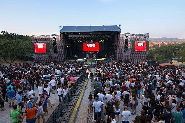 8. Nilüfer Müzik Festivali