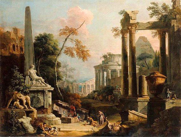 9. Dünya'da ilk taksi servisi Roma İmparatorluğu'nda kullanılmıştı.
