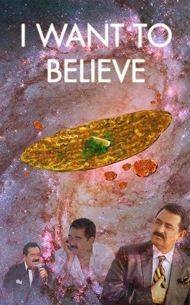 8. Güzel bir Dünya'ya inanıyorum