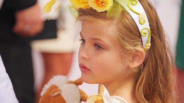 Geriye kalan küçük kızı da, tıpkı annesinin hayatı gibi, bebekliğinden beri davalara konu oldu. Babalık davası!