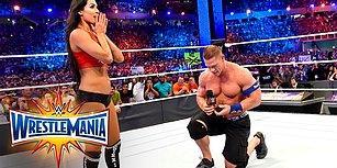 John Cena'dan Sevgilisi Nikki Bella'ya Ringde Evlilik Teklifi
