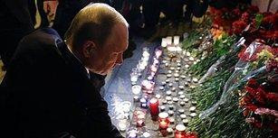 St. Petersburg Metrosunda Terör Saldırısı: 'Saldırgan Kırgız Asıllı'