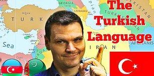 Bir Yabancıdan, Türkçe Hakkında Türkleri Utandıracak Bilgi Videosu