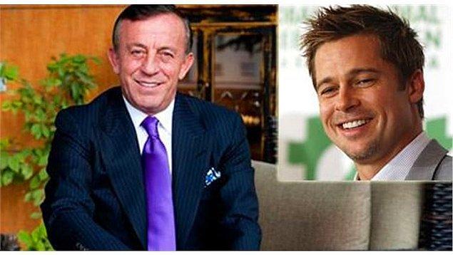 11. Yeni projesinin reklamında Brad Pitt'in oynaması için 2 milyon dolara anlaşması