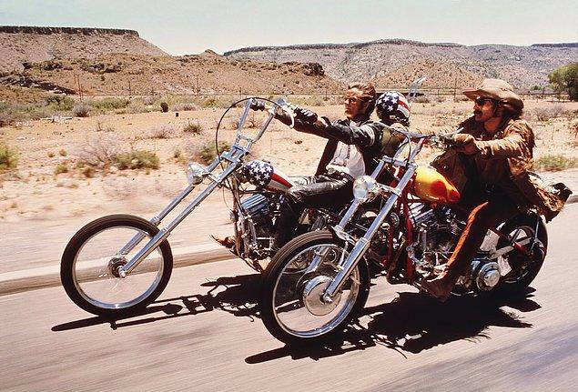 18. Easy Rider (1969)