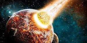 Stephen Hawking'in de Dile Getirdiği Ürkütücü İddia: Yakın Zamanda Dünya'ya Asteroid Çarpacak!