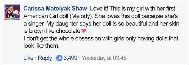 Sosyal medyada bu hikayeyi paylaşan annesi Brandi de aldığı yorumlara çok sevindi.