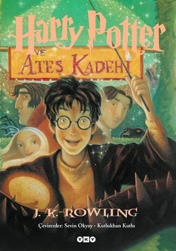 Harry Potter Serisi / J. K. Rowling