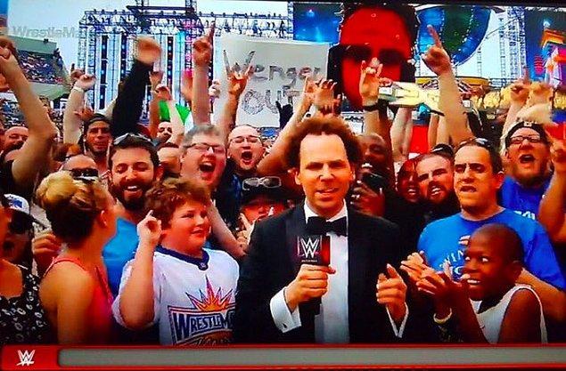 3. WrestleMania etkinliği