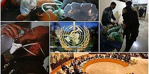 Suriye'den Gelen ve Kan Donduran Görüntülere Yenileri Eklendi: 'Otopside Kimyasal Kullanımı Tespit Edildi'