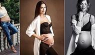 Hamilelik Döneminde de Güzelliğinden ve Şıklığından Ödün Vermemiş 21 Ünlü Anne