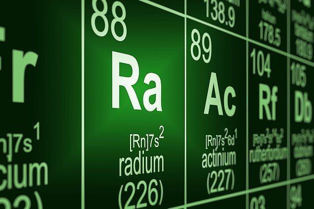 3. Kanser tedavisi için radyasyonun ilk kez kullanımı (1903)