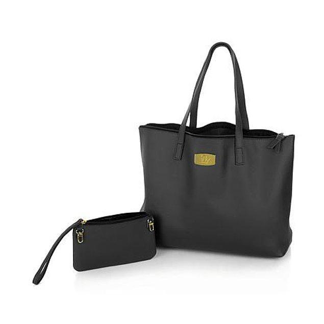 1. Radyofrekans ile tanımlama yöntemiyle hırsızlığa karşı korumalı çanta.