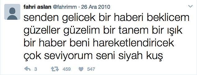17. Umarım güzel haberler alırsın, hep mutlu olursun Turgut Abi!