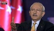 Kılıçdaroğlu'nun Erdoğan'ın Mitingi Nedeniyle TRT Yayınına Geç Çıkarılması Sosyal Medyada Gündem