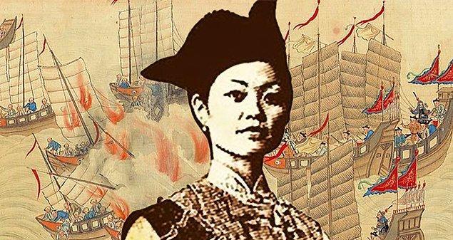 Ching Shih, dünya tarihinin en ünlü ve en çok korkulan korsanlarından bir tanesi.