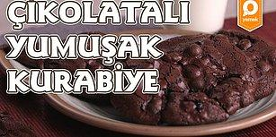 Bol Bol Çikolata ve Bir Bardak Süt: Çikolatalı Yumuşak Kurabiye Nasıl Yapılır?