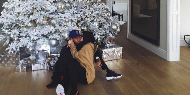 Ama Tyga ve Kylie her ne kadar ayrılıp barışan bir çift olsa da 2014 yılından beri birlikte.