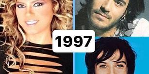 Tam 20 Yıl Önceye Gidiyoruz: 1997 Yılında Çıkan Sizi Uzaklara Götürecek 20 Şarkı