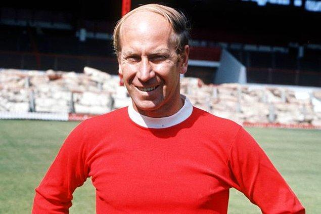 15. Bobby Charlton / İngiltere