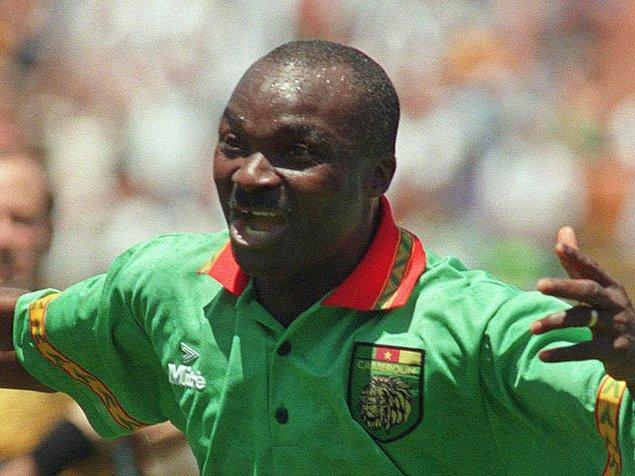 33. Roger Milla / Kamerun