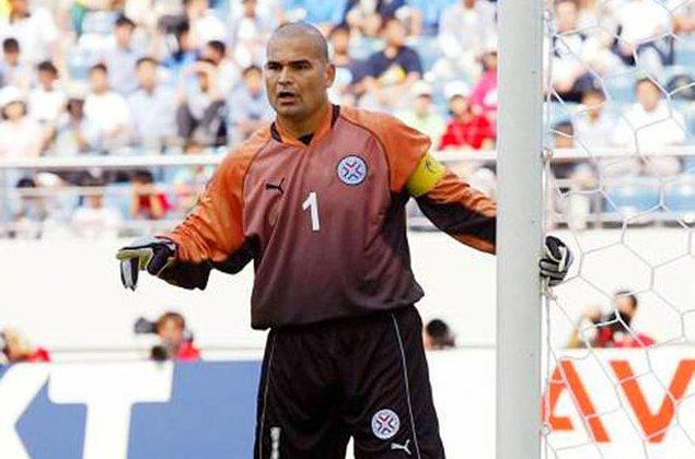 43. Jose Luis Chilavert / Paraguay