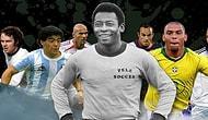 IFFHS'ye Göre Dünya Futbolunda Tarihe Geçen 48 Futbol Efsanesi