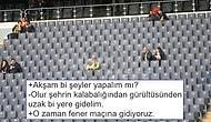 Saracoğlu Yine Bomboştu | Fenerbahçe - Akhisar Maçının Sosyal Medya Yansımaları