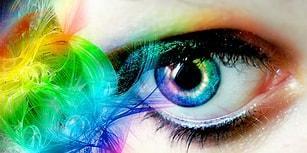 Bu Renk Dizisi Testini Sadece Elf Gözlüler Bitirecek!