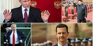 Rusya, ABD, Suriye, Kuzey Kore... Dünya Yeni Bir Küresel Krizin Eşiğinde mi?