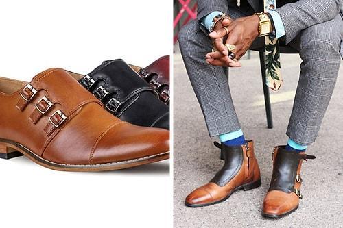 Beyler Öğrenin Takım Elbise ile Giymelik Birbirinden Yakışıklı 15 Klasik Erkek Ayakkabısı 85
