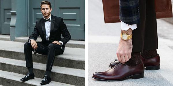 Beyler Öğrenin Takım Elbise ile Giymelik Birbirinden Yakışıklı 15 Klasik Erkek Ayakkabısı 76
