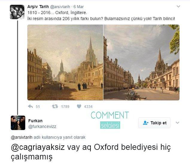 10. Oxford belediyesi uyuyor mu