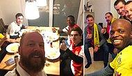 Maçın Ertelenmesi Üzerine Konaklama İhtiyacı Olan Monacolulara Evini Açan Dortmund Taraftarları