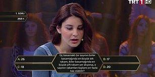 TRT'de Sorulan Efsane Matematik Sorusu