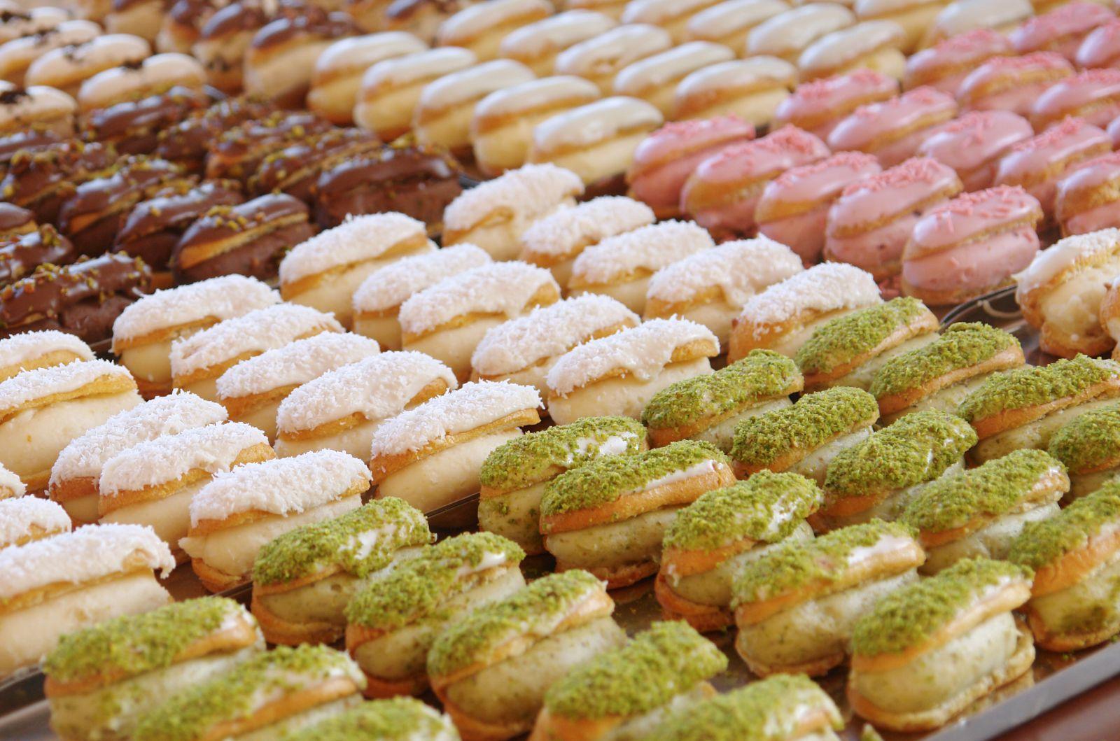 Fransız Tatlıları Nelerdir
