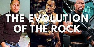 Aksiyonu Bol Filmlerin Vazgeçilmezi 'The Rock'ın Ekranlardaki Evrimi