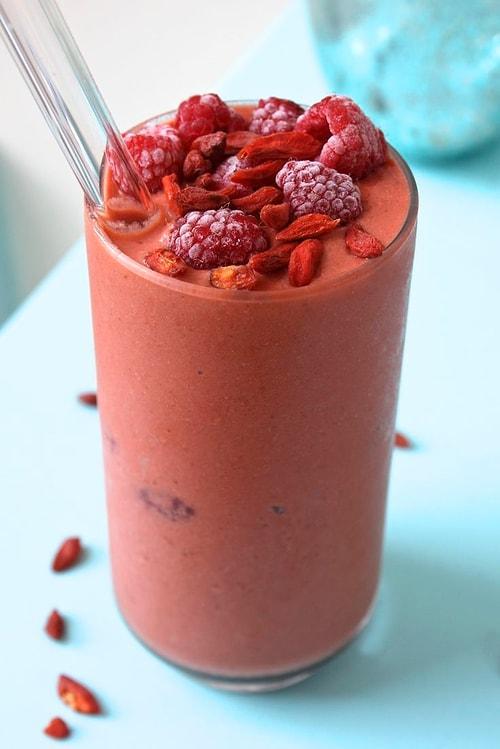 Mucize Meyve Goji Berry ile Mutlaka Tatmanız Gereken Sağlık Dolu 12 Müthiş Tarif