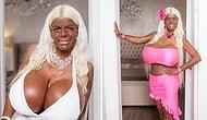 """""""Avrupa'nın En Büyük Memeli Kadını"""" Unvanına Sahip Olan """"Egzotik Barbie"""""""