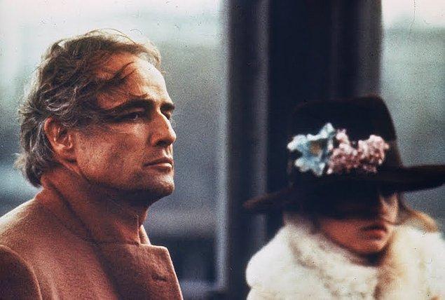 1972 yapımı olan ve döneminin en erotik filmlerinden kabul edilen Paris'te Son Tango'nun yönetmeni Bernardo Bertolucci!