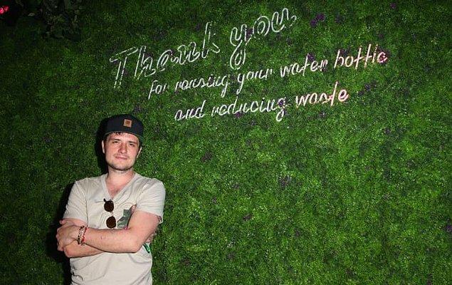 17. Josh Hutcherson