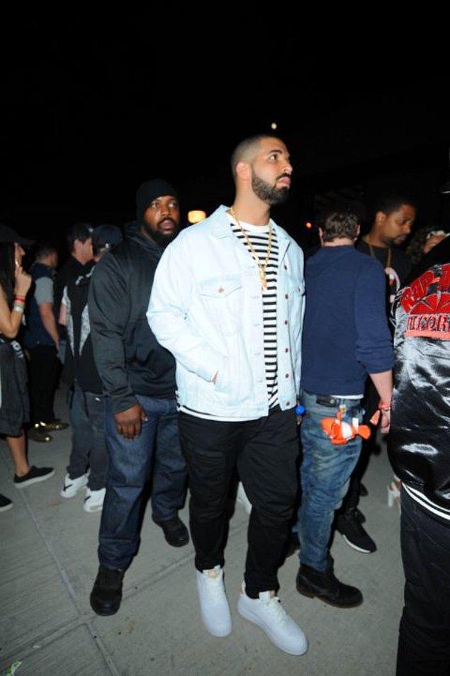 23. Drake