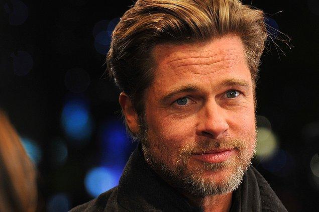 8. Sen de mi Brad Pitt?