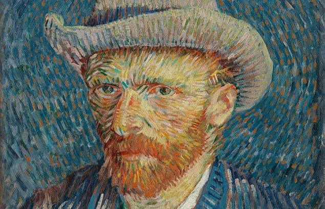 14. Van Gogh kendini kalbinden vurdu. Mermiyi çıkaracak bir doktor olmadığı için onu öylece bıraktılar.