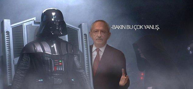 1. Darth Vader