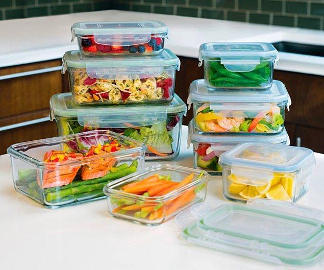 10. Buzluğa koyacağınız yiyeceklere mutlaka not bırakın.