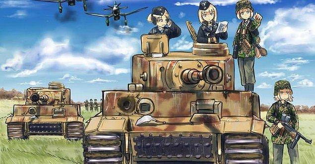 Modern manga; ilk defa 2. Dünya Savaşı'ndan sonra ortaya çıkmıştır.