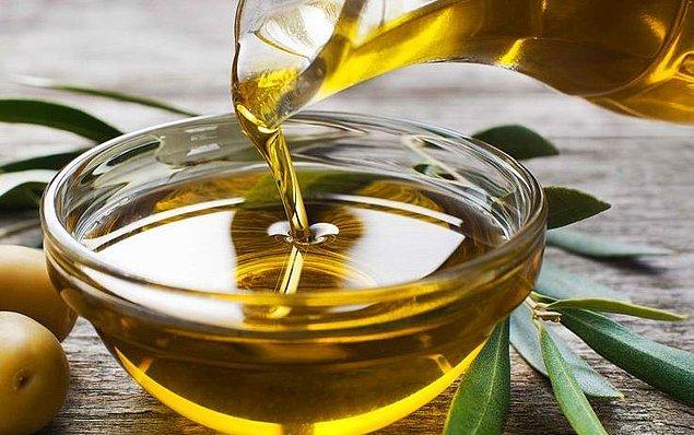 8. Ege'nin sıvı altını: Zeytinyağı!